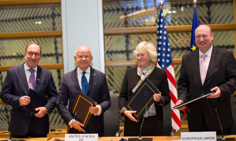 US-EU aviation signing