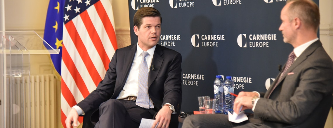Remarks by A/S Wess Mitchell at Carnegie Europe